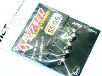 ティクト アジスタ -  金針 0.6g フックサイズ#SS