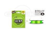 ティクト ジャック ブライト -  #ブライトグリーン 0.2号 参考数1.0lb
