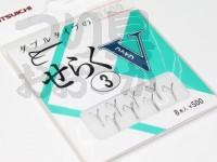カツイチ せらくV - バラ シルバー 3号