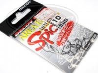 デコイ シングルフック - デコイ エリアフック タイプVI スピック  サイズ #10