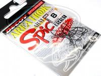 デコイ シングルフック - デコイ エリアフック タイプVI スピック  サイズ #8