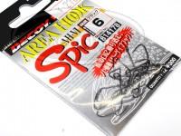 デコイ シングルフック - デコイ エリアフック タイプVI スピック  サイズ #6