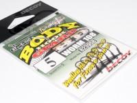 デコイ ワームフック - ワーム 108 ボディーガードHD - サイズ#5
