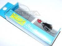 オーシャンルーラー ニアリッド - ウェーバーアルティメイト ヘッド:レッド/フェザー:ブラック 1.5g