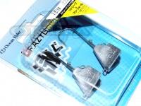 オーシャンルーラー クレイジグ波動 - スイム - 15g フックサイズ#2/0