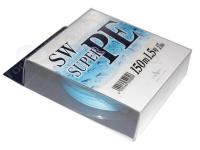 山豊テグス SWスーパーPE - 150m巻 ブルー 1.5号