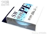 山豊テグス SWスーパーPE - 150m巻 #ブルー 2.0号 27lb