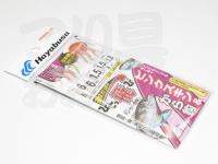 ハヤブサ ひとっ飛び ピンクスキン - HN120  6/6-1.5-1.5