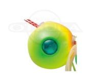 ハヤブサ 無双真鯛 フリースライドVS - カスタムヘッド #6トリプルチャート タングステンヘッド 60g