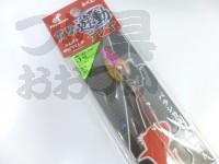 ハヤブサ 貫撃遊動テンヤ - SE105 #ピンキンホロ 5号