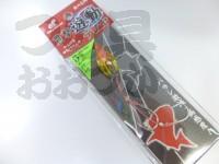 ハヤブサ 貫撃遊動テンヤ - SE105 #オレンキンホロ 5号