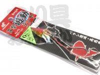ハヤブサ 貫撃遊動テンヤ - SE105 - 6.0号