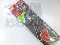 ハヤブサ 貫撃遊動テンヤ - SE105 #海老レッドラメ 6号