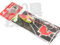 ハヤブサ 貫撃遊動テンヤ - SE105 #1 ピンキンホロ 10号