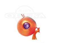 ハヤブサ 無双真鯛 フリースライドVS - カスタムヘッド #7シュリンプオレンジ タングステンヘッド 60g