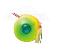 ハヤブサ 無双真鯛 フリースライドVS - カスタムヘッド #6 トリプルチャート タングステンヘッド 30g