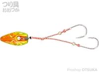 ハヤブサ 貫撃遊動テンヤ - SE105 #オレキンホロ 12号
