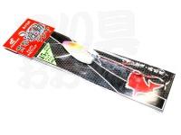 ハヤブサ 貫撃遊動テンヤ - SE105 #ケイムラパール 15号
