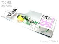 ハヤブサ フリースライド コンプリートモデル - SF ストレートフォールヘッド #3 トリプルチャートフラッシュ 100g