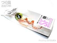 ハヤブサ フリースライド コンプリートモデル - SF ストレートフォールヘッド #5 UVRグリーンゴールド 100g