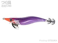 ハヤブサ スクイッドジャンキー ライブリーダート - FS510 #10 輝きナスビ 3号 13g  沈下速度3.7秒/m