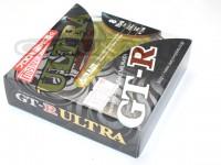 サンヨーナイロン GT-R -  ウルトラ #ダークグリーン 8lb 100m