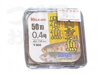 サンヨーナイロン バルカン 山女魚・岩魚 - 50m  0.3号