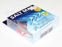 サンヨーナイロン ソルトマックス -  アジングフロロ クリアー 2.0lb 150m巻き