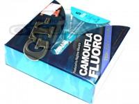 サンヨーナイロン GT-R -  カモフラフロロ  5lb/1.2号 150m巻き