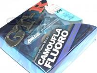 サンヨーナイロン GT-R -  カモフラフロロ  20lb/5号 150m巻き