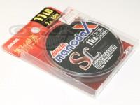 サンヨーナイロン ナノダックス - ショックリーダー  11lb/2号 50m巻き