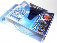 サンヨーナイロン ソルトマックス GT-R -   # 10m×5色 2.5号(MAX42lb) 200m