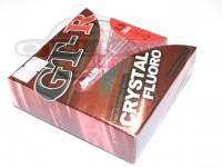 サンヨーナイロン GT-R -  クリスタルフロロ #クリアー 2.5lb 100m