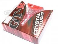 サンヨーナイロン GT-R -  クリスタルフロロ #クリアー 8lb 100m