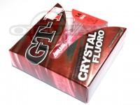サンヨーナイロン GT-R -  クリスタルフロロ #クリアー 14lb 100m