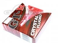 サンヨーナイロン GT-R -  クリスタルフロロ #クリアー 16lb 100m