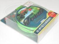 サンヨーナイロン GT-R -  トラウトエディション #スーパーグリーン 2.0lb 150m