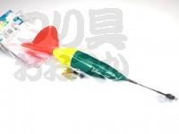 ウメズ 電気ウキ - PE ナイトボンバー  15号