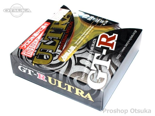 サンヨーナイロン GT-R GT-R ウルトラ 10lb 100m #ダークグリーン