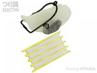 タカ産業 エギ回収器 - S-72  回収用ライン20m+糸巻き付