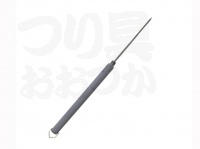 タカ産業 ミニ神経締め&エアー抜き - T-172 # ブラック 角型のフェンス専用(幅11cmまで)