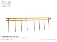 タカ産業 ステン烏賊ヅノ仕掛巻 - T-179  サイズ 約29×8.5cm