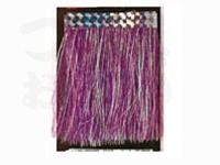 まるふじ テンモール - M-078 #3 キラリ紫 75mm