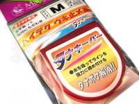 マルフジ ハイテク ウキ止め糸 - M - M