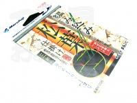 マルフジ 編み込み松葉 - 1.0~1.2 #イエロー #1.0〜1.2号