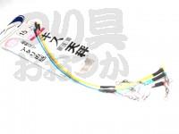 まるふじ キス・五目天秤 - PE-3  15cm