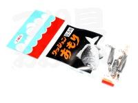 第一精工 クッションオモリ - 小袋  0.5号