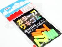 第一精工 カラーウキゴム - - #レインボ- 大
