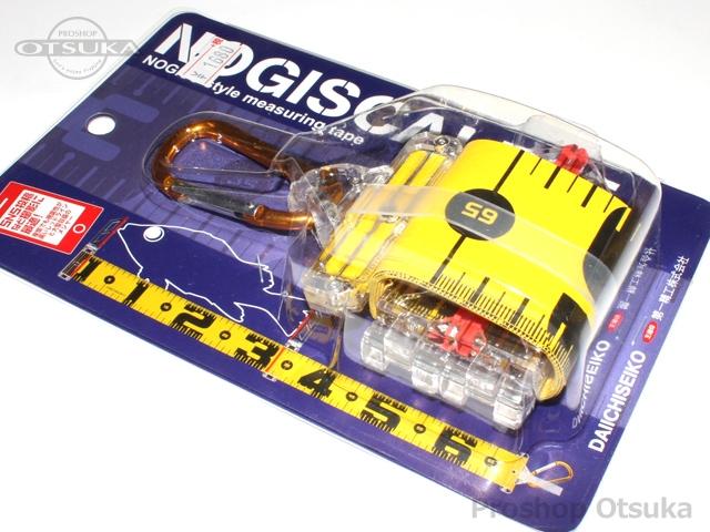第一精工 ノギスケール ノギスケール65 計測650mm イエロー