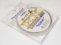 東レフィッシング スーパーL EX ハイパー - 50m巻  4.0号